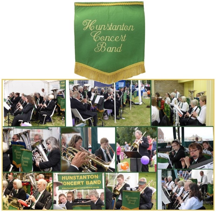 Hunstanton Concert Band - August 2017