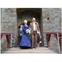 Mr. and Mrs. Gutteridge!