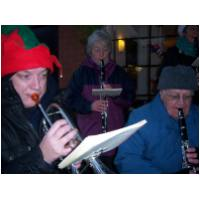 Christmas Cracker on the streets of Hunstanton - November 22nd, 2009