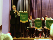 Concert to raise money for the Breast Cancer CampaignTown Hall, Downham Market