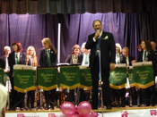 Concert to raise money for the Breast Cancer Campaign