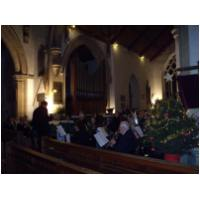 Christmas Carols at St. Mary's, Docking - December 13th, 2009