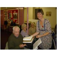 Bridget Crofts, on behalf of the band,