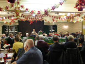Christmas Concert, United Services Club, Hunstanton